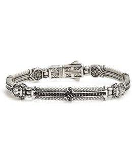 'aeolus' Lion Head Bracelet