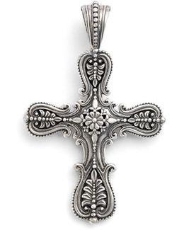 'penelope' Cross Pendant