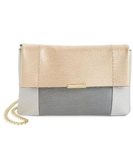 'Parson' Pebbled Leather Crossbody Bag
