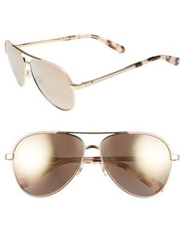 Amaris 59mm Sunglasses