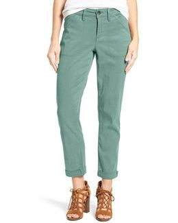 Reese Relaxed Chino Pants