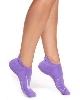 Elite No-show Running Socks