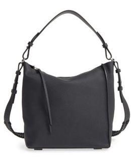 'kita' Leather Shoulder/crossbody Bag