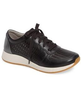 Charlie Perforated Sneaker
