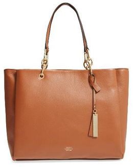 Avin Leather Tote