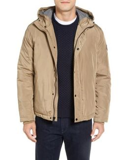 Water Resistant Insulated Jacket