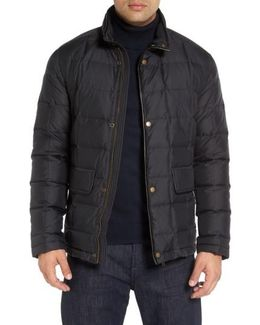 Box Quilted Jacket