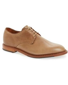 Academy Plain Toe Derby