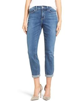 Alina Stretch Ankle Jeans