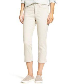 Alina Stretch Capri Pants
