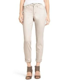 Alina Convertible Ankle Jeans