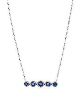 Gemstone Pendant Necklace (nordstrom Exclusive)