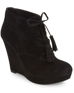 'Cynthia' Wedge Boot