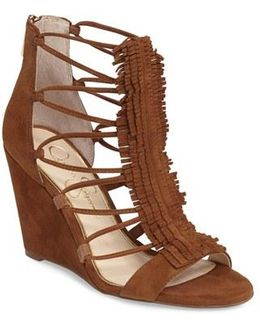 'beccy' Wedge Sandal