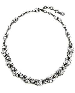 'crystal Vine' Collar Necklace