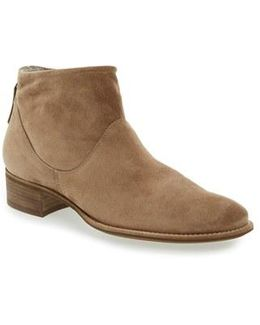 Logan Suede Ankle Boots