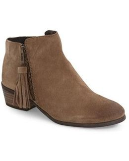 Do Now, Tassel Later Suede Boot