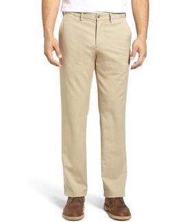 Offshore Flat Front Pants
