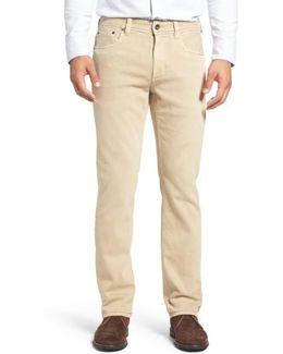 Weft Side Keys Pants