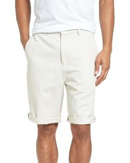 Relaxed Trouser Shorts
