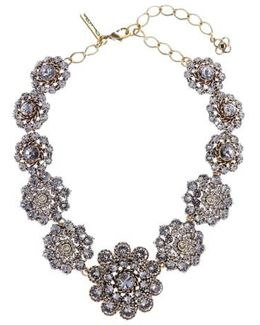 Swarovski Crystal Collar Necklace