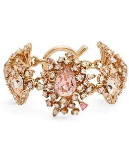 Swarovski Crystal Line Bracelet
