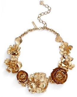 'bold Flower' Necklace