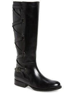 Jordan Strappy Knee High Boot