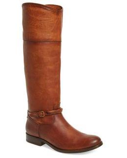 Melissa Seam Boot