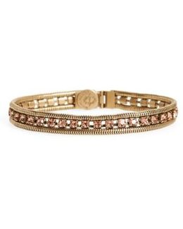 'clara' Crystal Bracelet