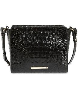Melbourne Carrie Leather Crossbody Bag