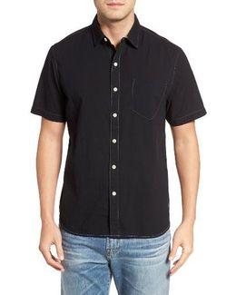 The Salvatore Standard Fit Sport Shirt