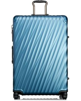 19 Degree Extended Trip Wheeled Aluminum Packing Case