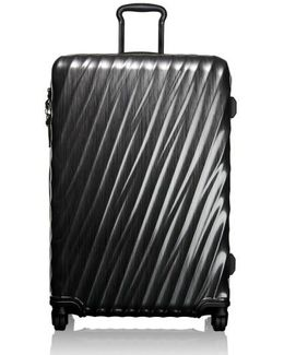 19 Degree 30 Inch Extended Trip Wheeled Packing Case