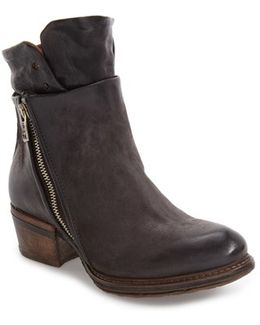 Cadmus Layered Shaft Bootie