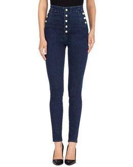 'natasha Sky High' High Rise Skinny Jeans