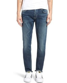Sartor Slouchy Skinny Fit Jeans