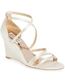 Bonanza Strappy Wedge Sandal