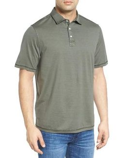 Sorrento Cotton Blend Polo