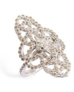 New World Cravelli Eternity Diamond Ring