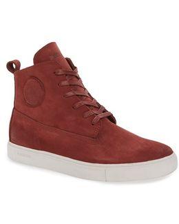'mm33' High Top Sneaker