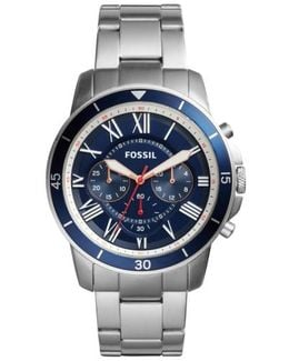 Grant Sport Chronograph Bracelet Watch