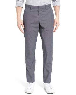 Crosshatch Slub Trousers