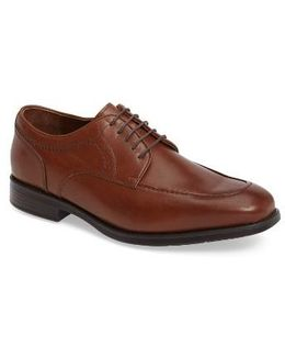 Branning Waterproof Moc-toe Derby