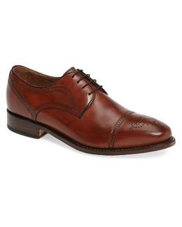 Collins Cap Toe Oxford