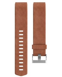 Charge 2 Leather Accessory Band
