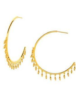 'sol' Hoop Earrings