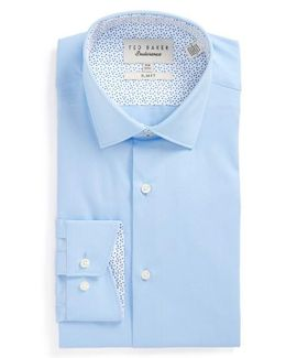 Booker Slim Fit Dress Shirt