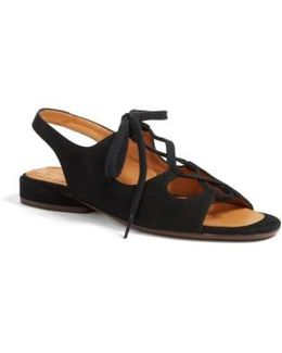 Nalia Lace-up Sandal
