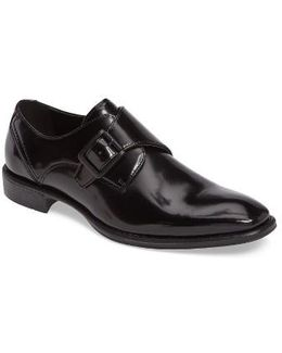 Left Side Monk Strap Shoe
